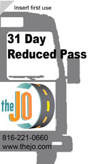 31 Day Redued Fare Pass